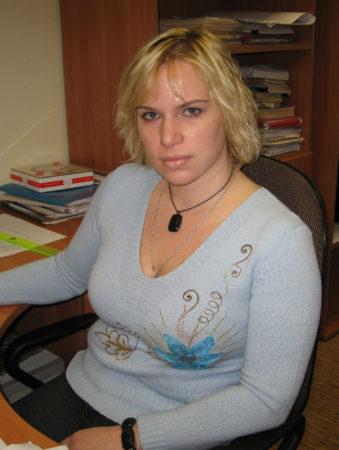 Прияткина Марина Сергеевна